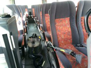 Otobüs koltuk yıkama fiyatları